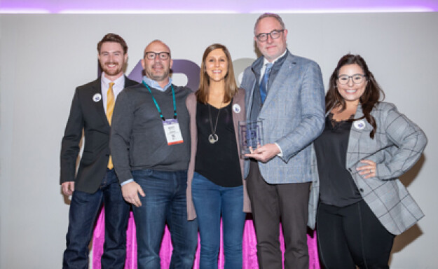 Diresco neemt award mee naar huis vanuit Las Vegas