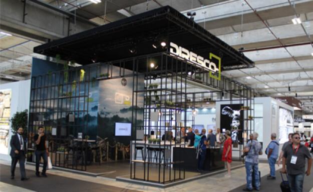 Diresco-stand valt in de prijzen op Italiaanse beurs Marmomac